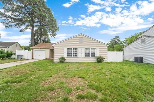 8 Waterview Pt, Hampton, VA 23666 (#10383601) :: The Kris Weaver Real Estate Team