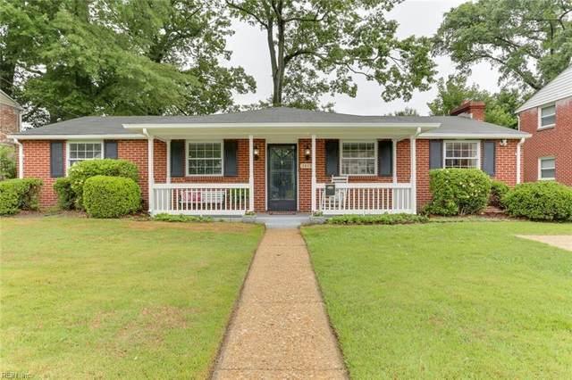 1415 Seward Dr, Hampton, VA 23663 (#10383603) :: Rocket Real Estate