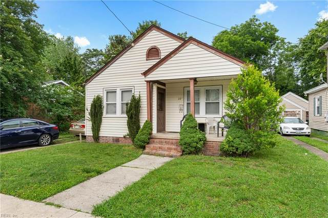 209 Saint James Ave, Suffolk, VA 23434 (#10383607) :: Berkshire Hathaway HomeServices Towne Realty