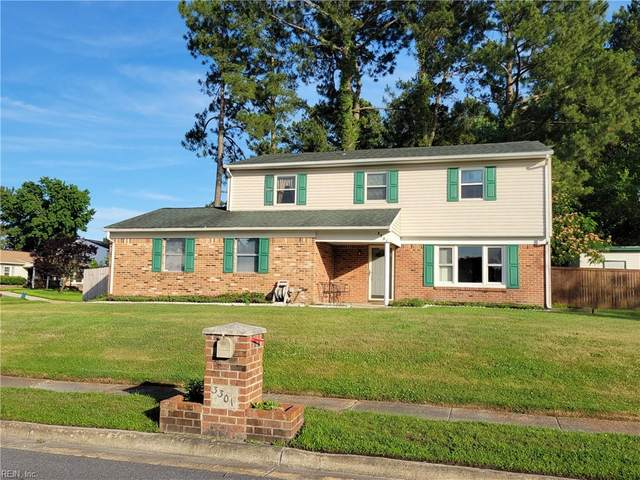 3301 Guenevere Dr, Chesapeake, VA 23323 (#10383619) :: Berkshire Hathaway HomeServices Towne Realty