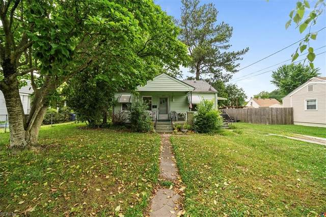 3423 Somme Ave, Norfolk, VA 23509 (MLS #10383623) :: Howard Hanna Real Estate Services