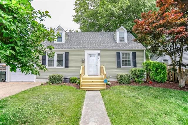 470 Algonquin Rd, Hampton, VA 23661 (#10383634) :: The Kris Weaver Real Estate Team