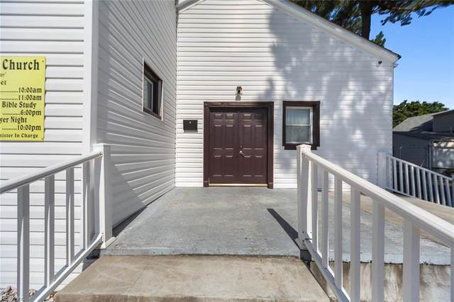 2604 Ash St, Portsmouth, VA 23707 (#10383652) :: Berkshire Hathaway HomeServices Towne Realty