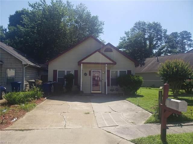 345 Pear Rdg, Newport News, VA 23602 (#10383682) :: RE/MAX Central Realty