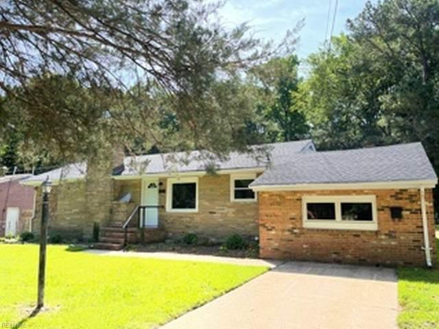 118 Campbell Ln, Newport News, VA 23602 (MLS #10383687) :: Howard Hanna Real Estate Services