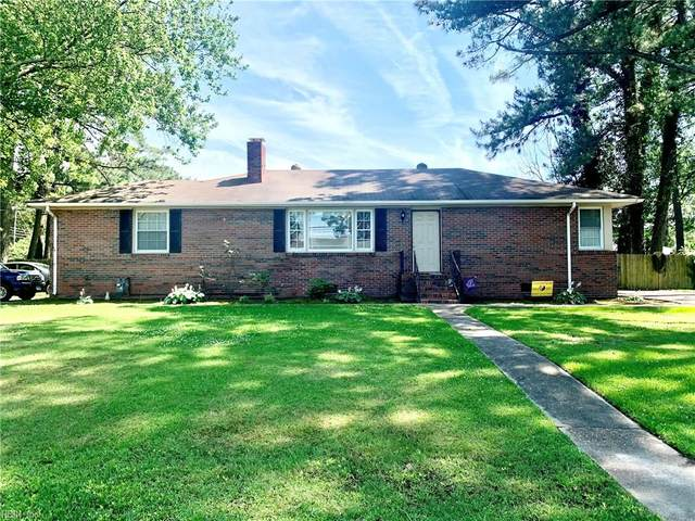 4001 Santa Maria Dr, Chesapeake, VA 23321 (#10383690) :: Berkshire Hathaway HomeServices Towne Realty