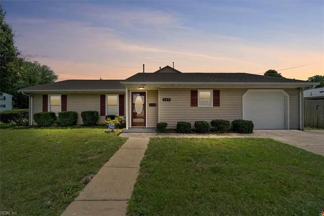 149 Woodland Rd, Hampton, VA 23663 (#10383694) :: Rocket Real Estate
