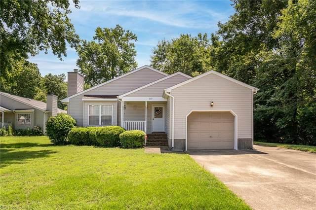 97 Semple Farm Rd, Hampton, VA 23666 (#10383702) :: The Kris Weaver Real Estate Team