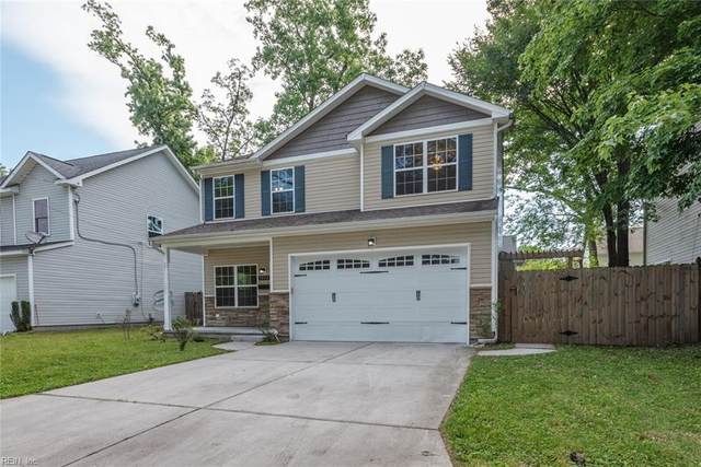 3012 Kansas Ave, Norfolk, VA 23513 (#10383711) :: Atkinson Realty