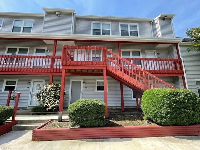 500 Barberton Dr #102, Virginia Beach, VA 23451 (#10383762) :: Seaside Realty