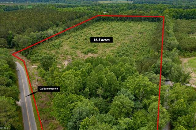 16.5ac Old Somerton Rd, Suffolk, VA 23434 (#10383779) :: Berkshire Hathaway HomeServices Towne Realty