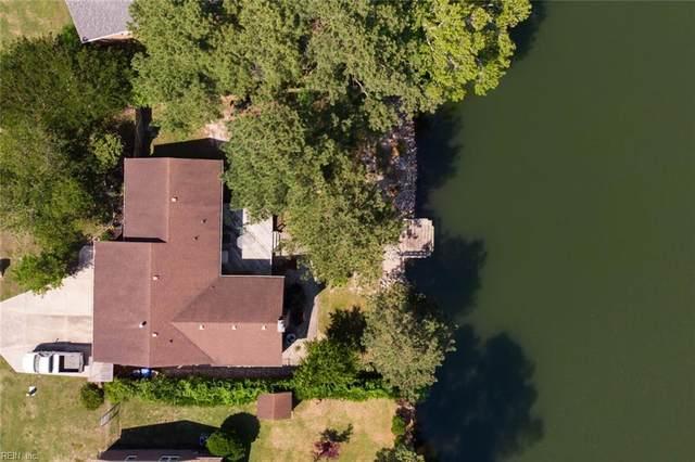 1411 Lake Forest Dr, Portsmouth, VA 23701 (#10383797) :: Atlantic Sotheby's International Realty