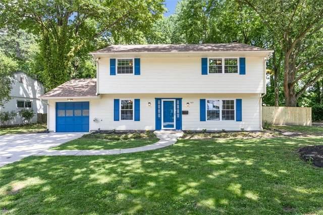 763 Chatsworth Dr, Newport News, VA 23601 (#10383814) :: Berkshire Hathaway HomeServices Towne Realty