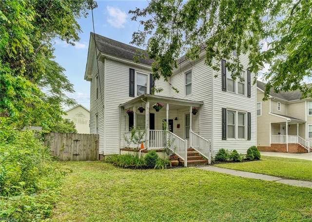 1275 W 26th St W, Norfolk, VA 23508 (#10383836) :: The Bell Tower Real Estate Team