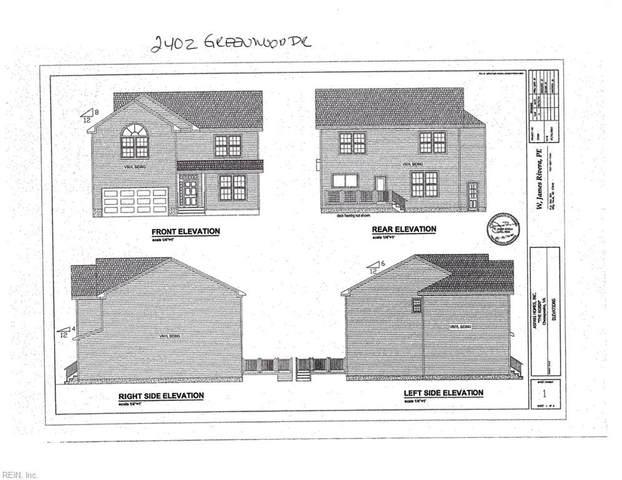 2402 Greenwood Dr, Portsmouth, VA 23702 (#10383844) :: Austin James Realty LLC