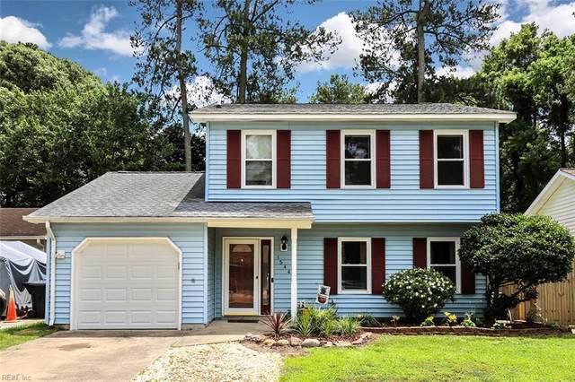 1544 Hummingbird Ln, Virginia Beach, VA 23454 (#10383865) :: The Kris Weaver Real Estate Team