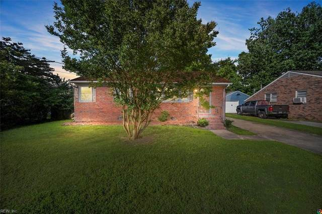 5 Al St St, Hampton, VA 23664 (#10383869) :: Rocket Real Estate