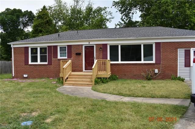 3 Linda Cir, Hampton, VA 23666 (#10383870) :: Team L'Hoste Real Estate