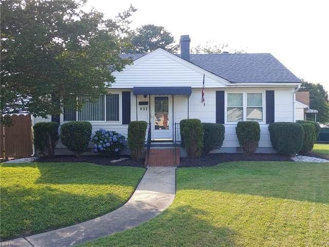 933 Kinglet Ave, Chesapeake, VA 23324 (MLS #10383872) :: AtCoastal Realty
