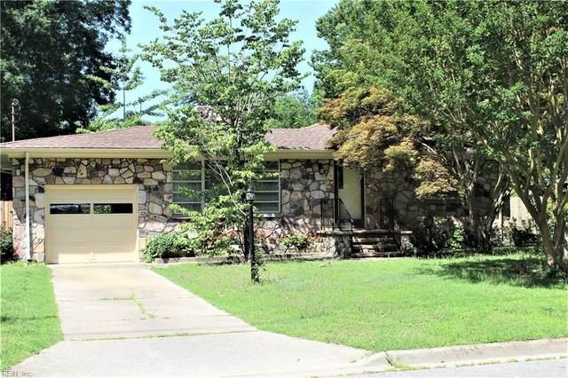 25 Rutledge Rd, Newport News, VA 23601 (MLS #10383880) :: AtCoastal Realty