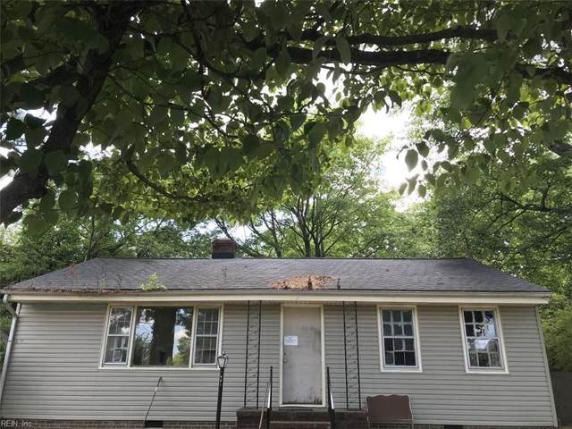 601 Roslyn Rd, Newport News, VA 23601 (#10383914) :: Tom Milan Team