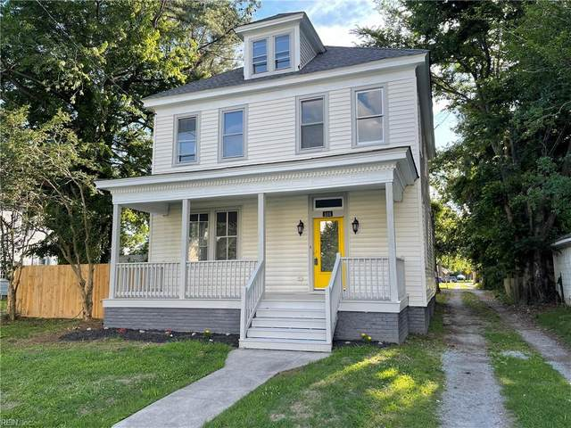 108 Maryland Ave, Portsmouth, VA 23707 (#10383919) :: Berkshire Hathaway HomeServices Towne Realty