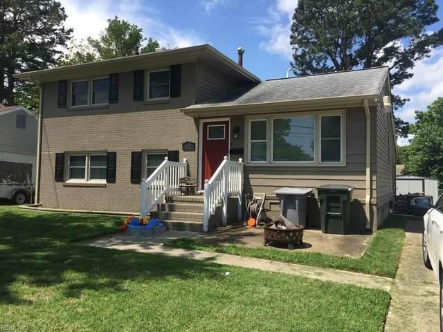 19 Briarwood Dr, Hampton, VA 23666 (#10383943) :: Berkshire Hathaway HomeServices Towne Realty