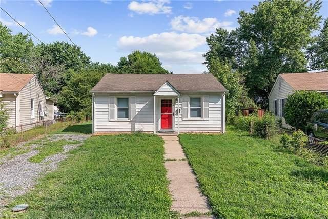 35 Phelps Cir, Hampton, VA 23663 (#10383948) :: Berkshire Hathaway HomeServices Towne Realty