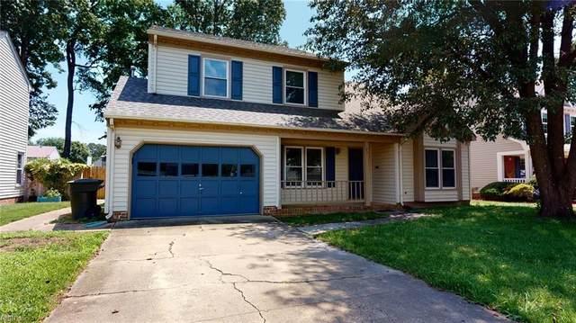 23 Timberline Dr, Hampton, VA 23666 (#10383961) :: The Kris Weaver Real Estate Team