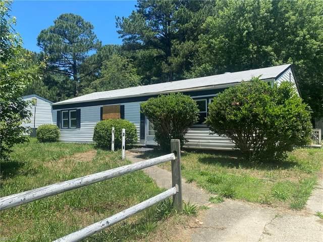 127 Walnut Dr, York County, VA 23690 (#10383978) :: Berkshire Hathaway HomeServices Towne Realty