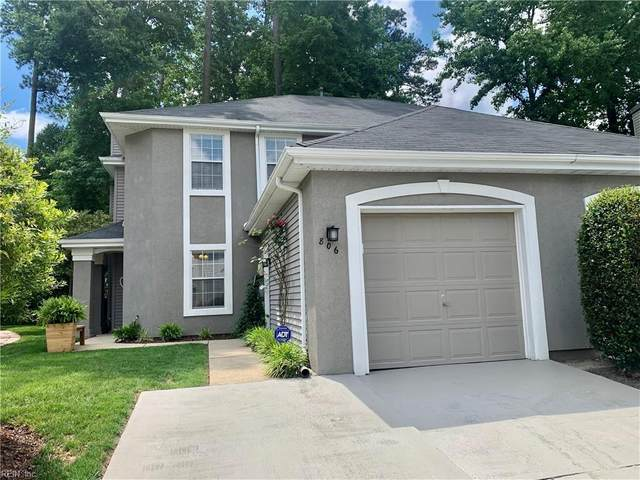 806 E Willow Point Pl, Newport News, VA 23602 (#10383986) :: Berkshire Hathaway HomeServices Towne Realty