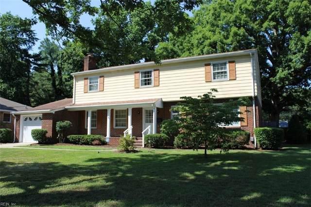 109 Tuckahoe Dr, Newport News, VA 23606 (#10384021) :: RE/MAX Central Realty