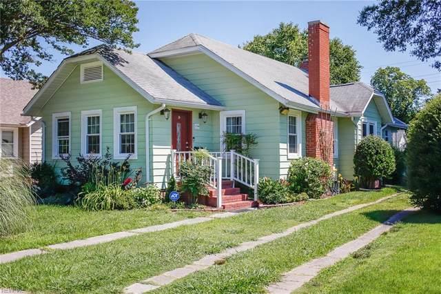 134 Braddock Rd, Hampton, VA 23661 (#10384040) :: The Kris Weaver Real Estate Team