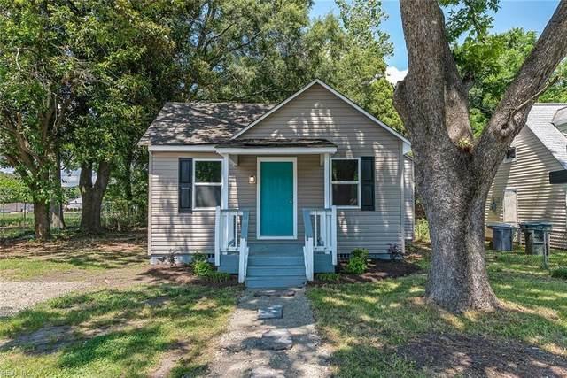 234 Hollywood Ave, Hampton, VA 23661 (#10384044) :: The Kris Weaver Real Estate Team