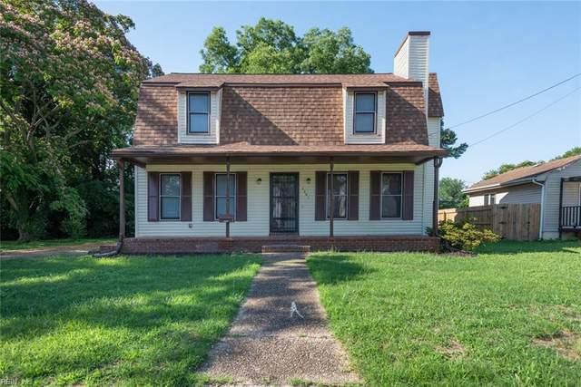 4601 Clifford St, Portsmouth, VA 23707 (#10384067) :: Rocket Real Estate