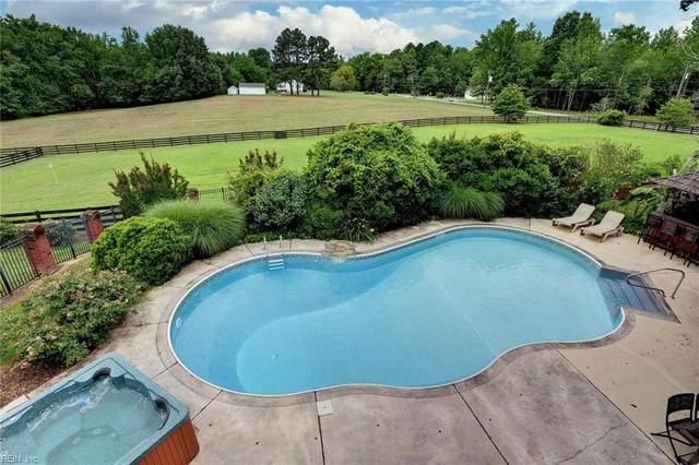 9689 Burkes Pond Rd, Gloucester County, VA 23128 (#10384078) :: Rocket Real Estate