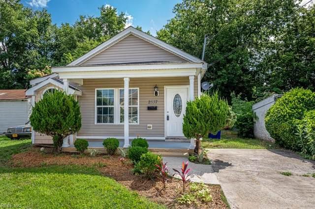 2537 Staunton Ave, Portsmouth, VA 23704 (#10384085) :: The Kris Weaver Real Estate Team