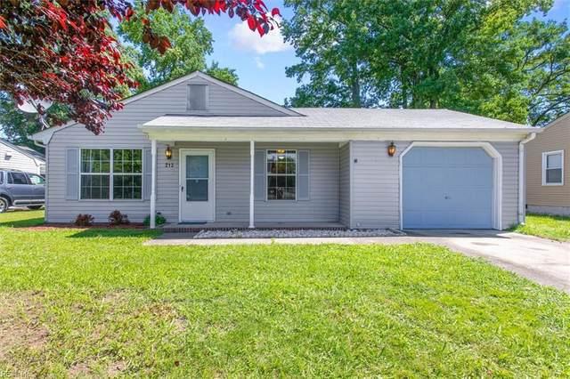 213 Ireland St, Hampton, VA 23663 (#10384100) :: Rocket Real Estate
