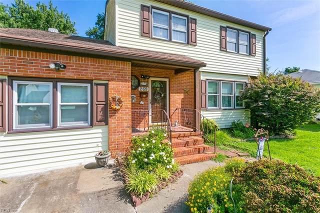 269 Exeter Rd, Newport News, VA 23602 (#10384122) :: The Kris Weaver Real Estate Team