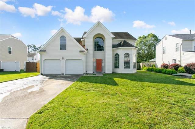 262 Cabell Dr, Newport News, VA 23602 (#10384130) :: RE/MAX Central Realty