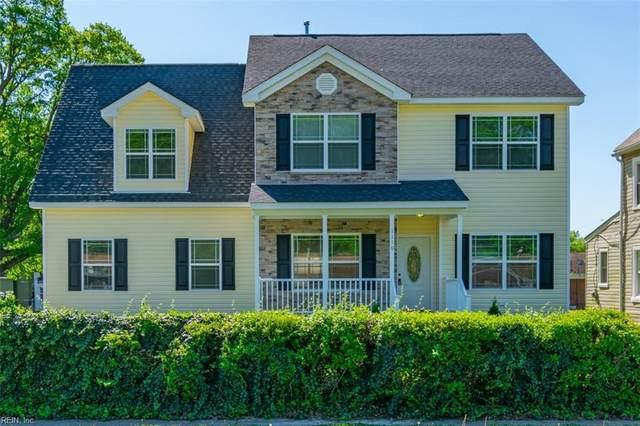 435 Richneck Rd, Newport News, VA 23608 (MLS #10384136) :: Howard Hanna Real Estate Services