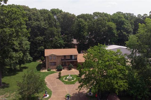 109 Bear Creek Xing, Hampton, VA 23669 (MLS #10384142) :: Howard Hanna Real Estate Services