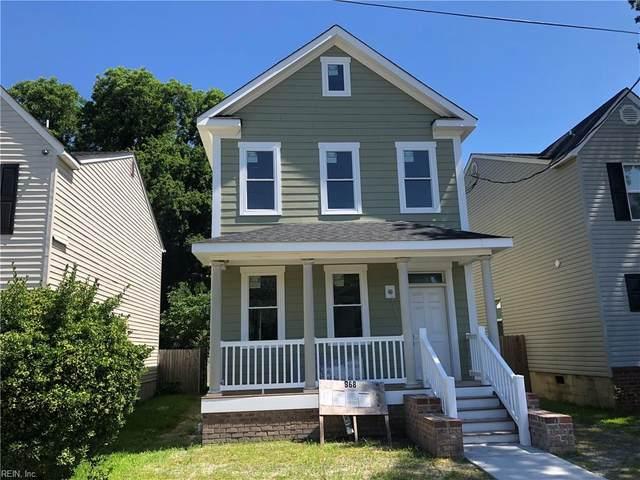 968 Goochland St, Norfolk, VA 23504 (#10384156) :: Avalon Real Estate