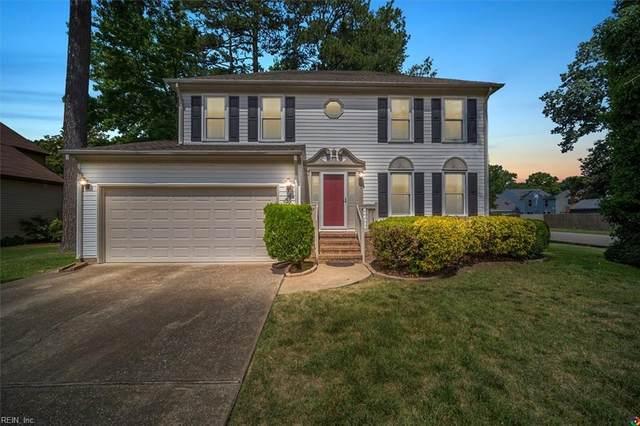 5 Pelchat Dr Dr, Hampton, VA 23666 (#10384189) :: The Kris Weaver Real Estate Team