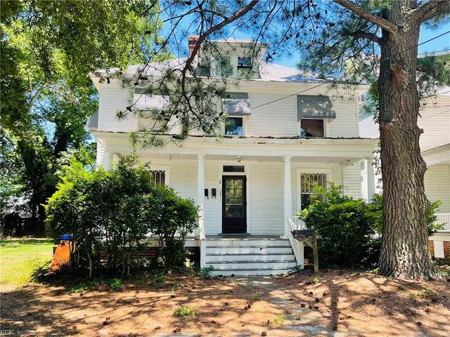 321 Douglas Ave, Portsmouth, VA 23707 (#10384221) :: Berkshire Hathaway HomeServices Towne Realty