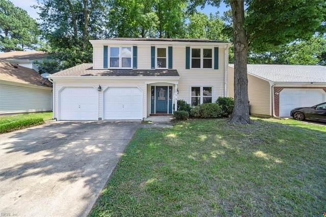1076 Oakton Mews, Virginia Beach, VA 23464 (#10384224) :: Berkshire Hathaway HomeServices Towne Realty