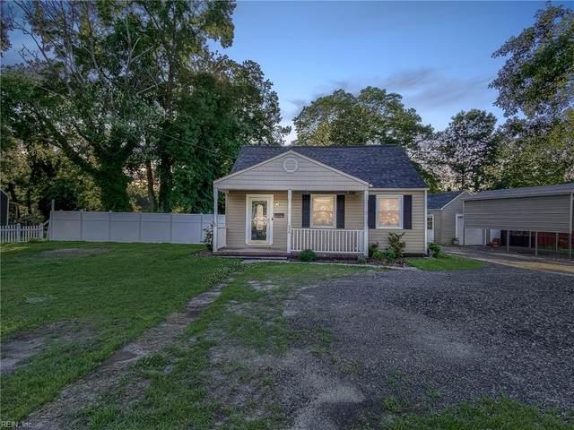 636 City Park Ave, Portsmouth, VA 23701 (#10384235) :: The Kris Weaver Real Estate Team