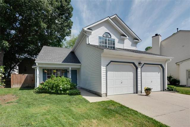 804 Millgate Ct, Newport News, VA 23602 (#10384238) :: Berkshire Hathaway HomeServices Towne Realty
