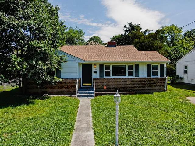 1112 Parkside Ave, Hampton, VA 23669 (#10384262) :: Berkshire Hathaway HomeServices Towne Realty