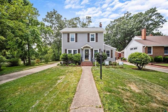 89 Alleghany Rd, Hampton, VA 23661 (#10384273) :: The Kris Weaver Real Estate Team
